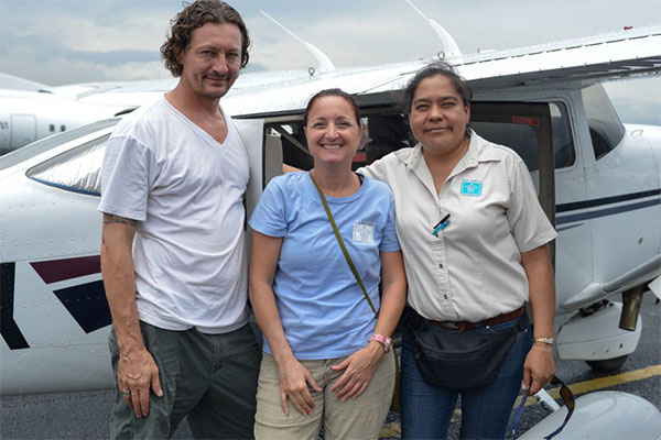 CAVU and Sea Turtle Conservancy Successfully Complete Annual Surveys